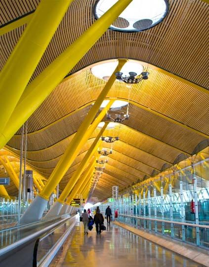 Discover Barajas  a few minutes from Madrid
