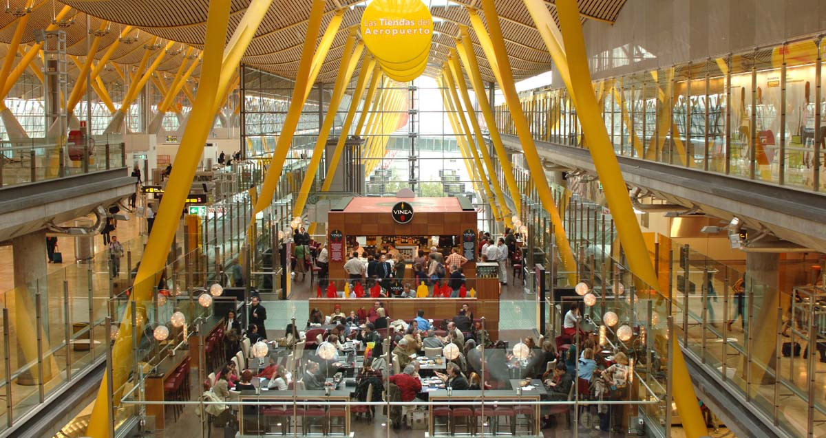Barajas, the ideal choice for Hotel Near the Airport in Madrid and IFEMA