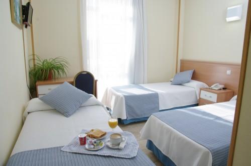 Hotel en Barajas