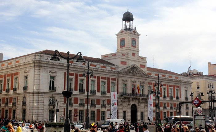 Madrid Center